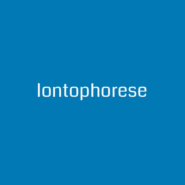 Iontophorese